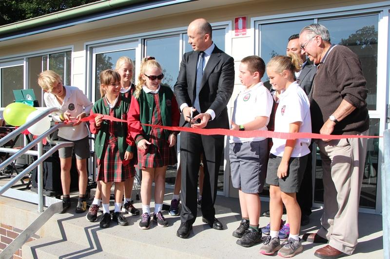 NEW LEARNING SPACE FOR MOUNT COLAH PUBLIC SCHOOL