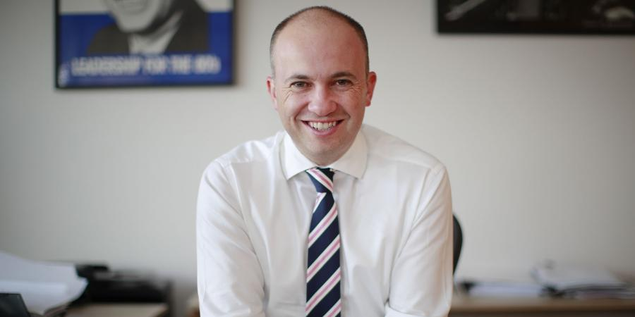 Matt Kean MP, Minister for Innovation and Better Regulation