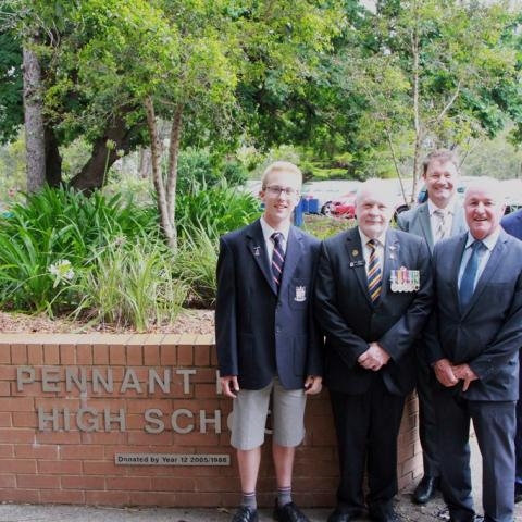 Pennant Hill student wins trip of lifetime