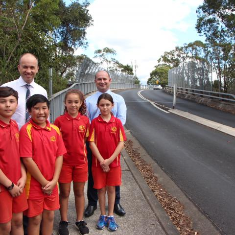 SCHOOL ZONE EXTENSION FOR MOUNT KURING-GAI PUBLIC SCHOOL