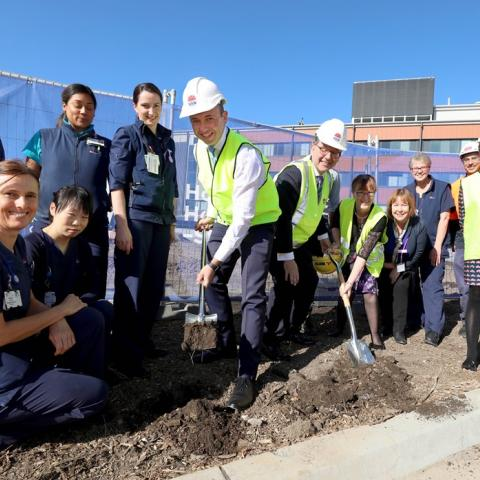 Hornsby Hospital Stage 2 Redevelopment