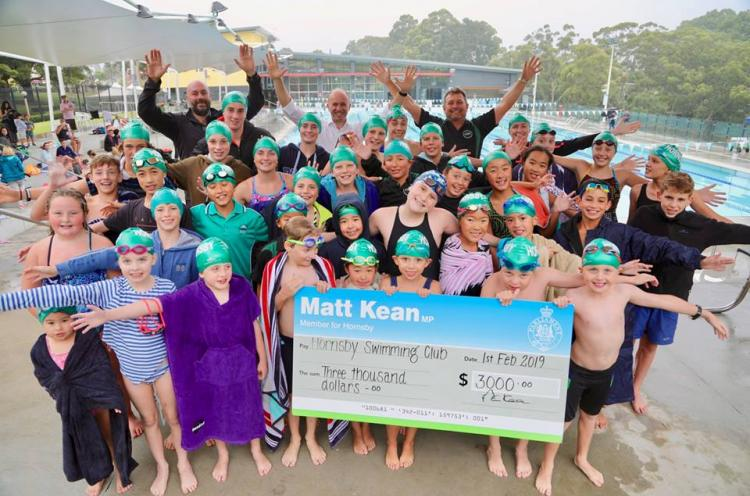Local sports grants for sporting groups