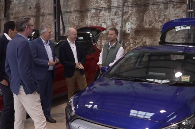 NSW Leading the charge with Electric Vehicles Rev-olution