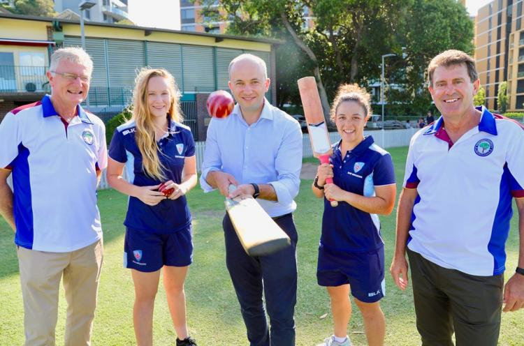 Mark Taylor Oval to recieve $9 million in funding