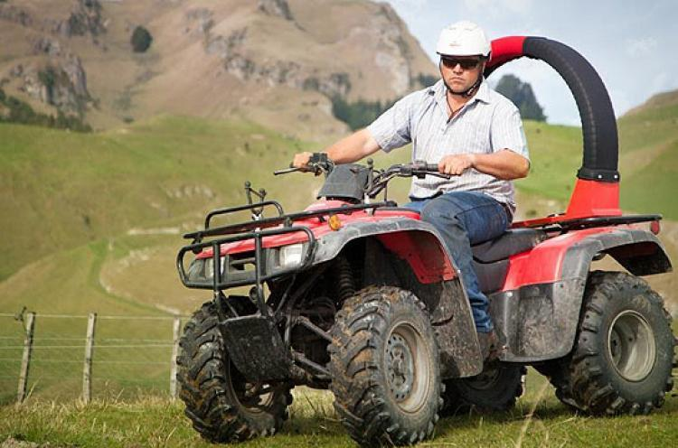 NSW calls for National quad bike safety rating system