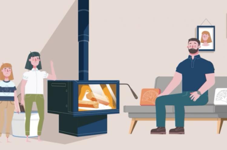 SMOKE THE SMOKE – 10 TOP TIPS TO REDUCE WOOD SMOKE THIS WINTER