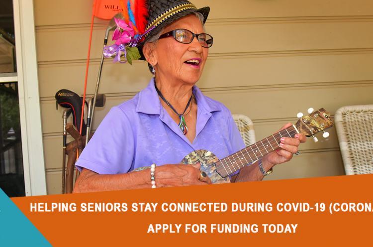 Grants to combat isolation for seniors