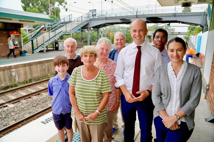 Thornleigh and Normanhurst Stations to get lifts!