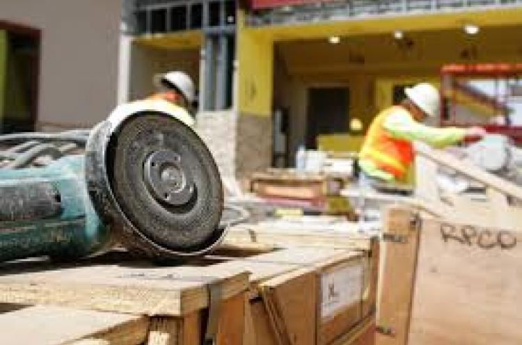 Construction industry safety blitz underway