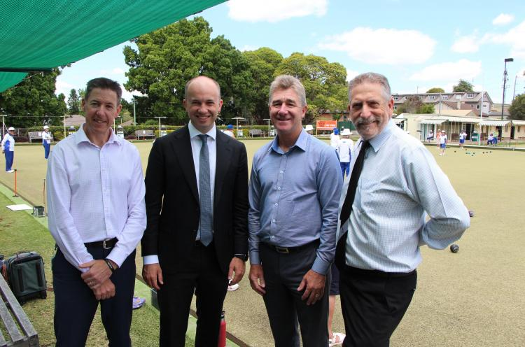 HORNSBY CLUBS RECOGNISED