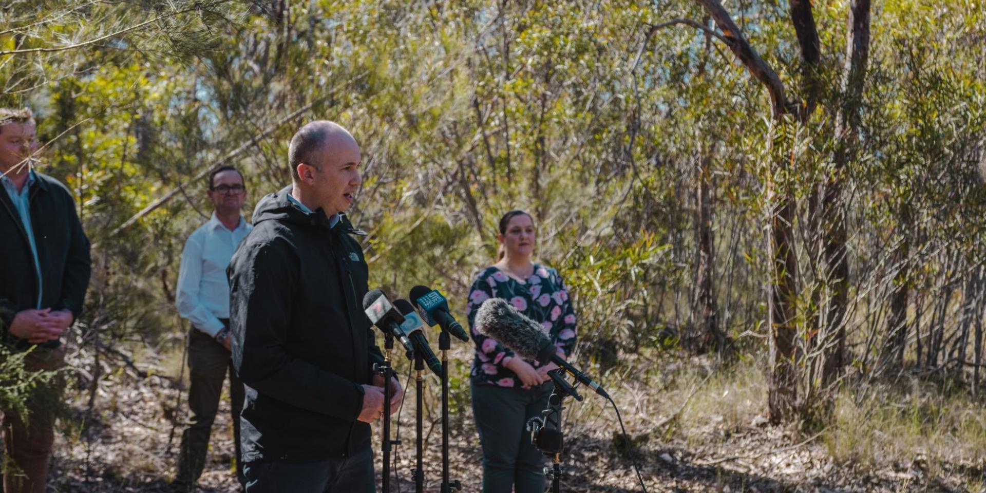Matt Kean MP Minister for Energy and Environment