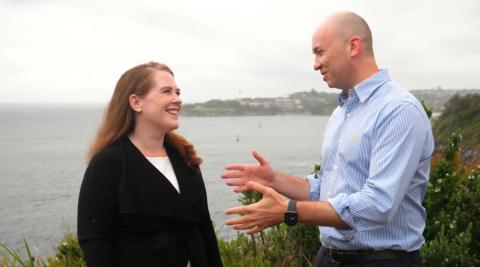 $10 million revamp of Sydney Harbour National Park