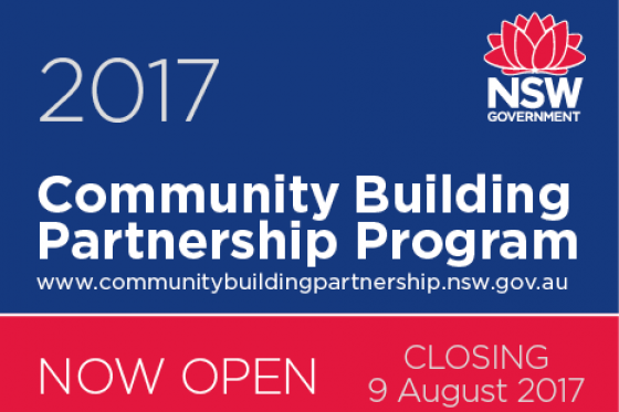 2017 Community Building Partnership