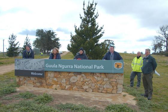 Guula Ngurra National Park