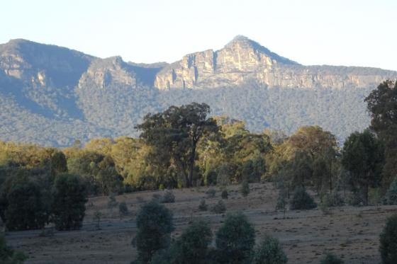 NATIONAL PARK ESTATE TARGET DOUBLED