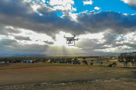 EXTRA FUNDING TAKES NSW FARMER SAFETY TO THE SKIES