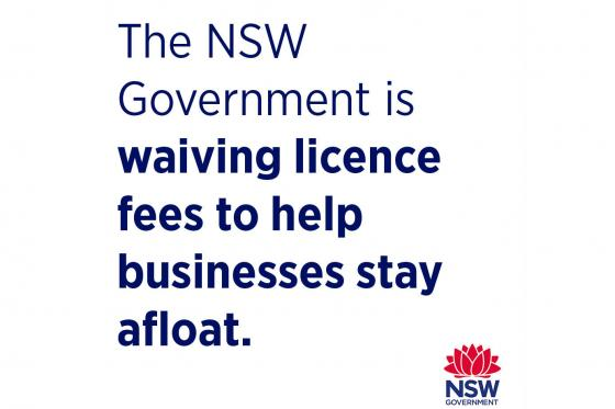 Slashed licence fees a big win for businesses
