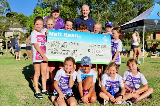 Local Sports Grants open now