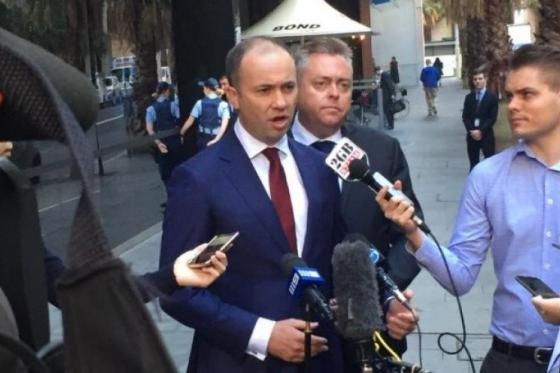 Minister Kean announces unsafe cladding to be taken off the shelves