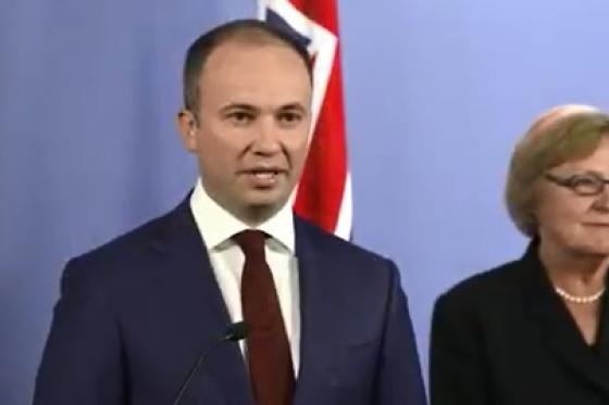 Minister for Innovation and Better Regulation Matt Kean