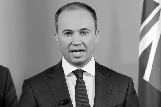 Minister for Innovation and Better Regulation Matt Kean MP