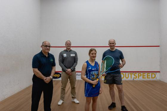 Squash secures NSW Government sports funding