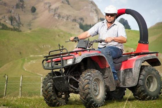 NSW Government doubling down on quad bike safety