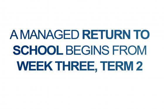 NSW Schools Update