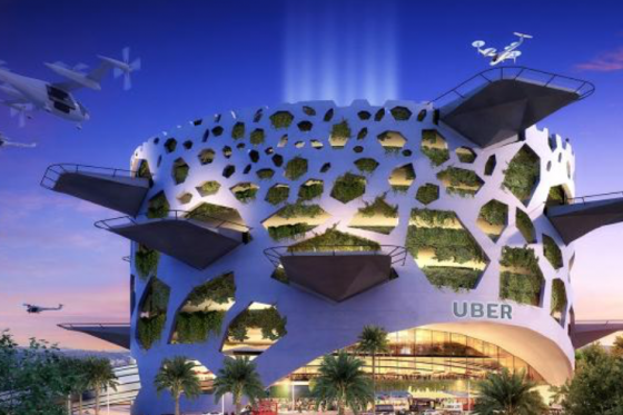 Sydney shortlisted for UberAir pilot program