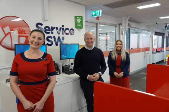Service NSW more than just for drivers licenses