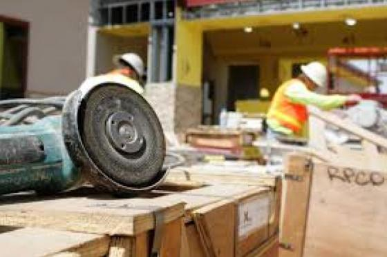 Construction industry safety blitz underway