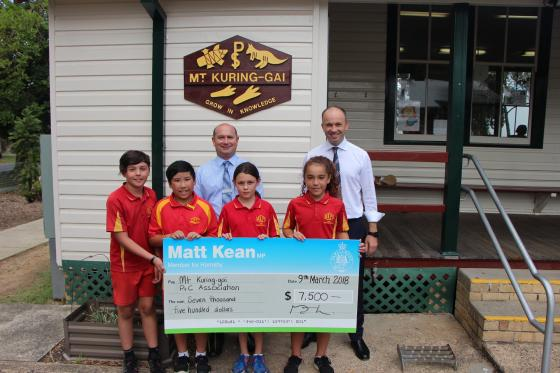 Space for play and learning for Mount Kuring-gai