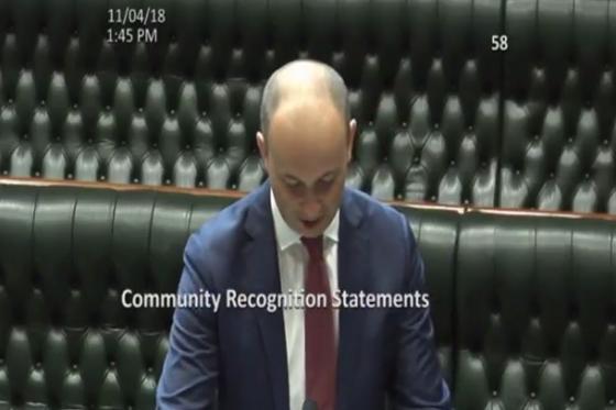Matt Kean MP Member for Hornsby