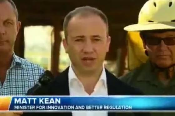 Minister Kean Announces Free Quad Bike Training for Farmers