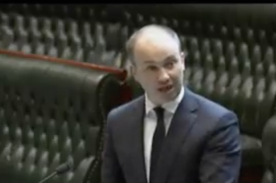 Minister Kean pays tribute to rugby player Jordan Cameron