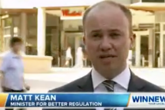 Minister Kean tells you what you need to know about Christmas refunds